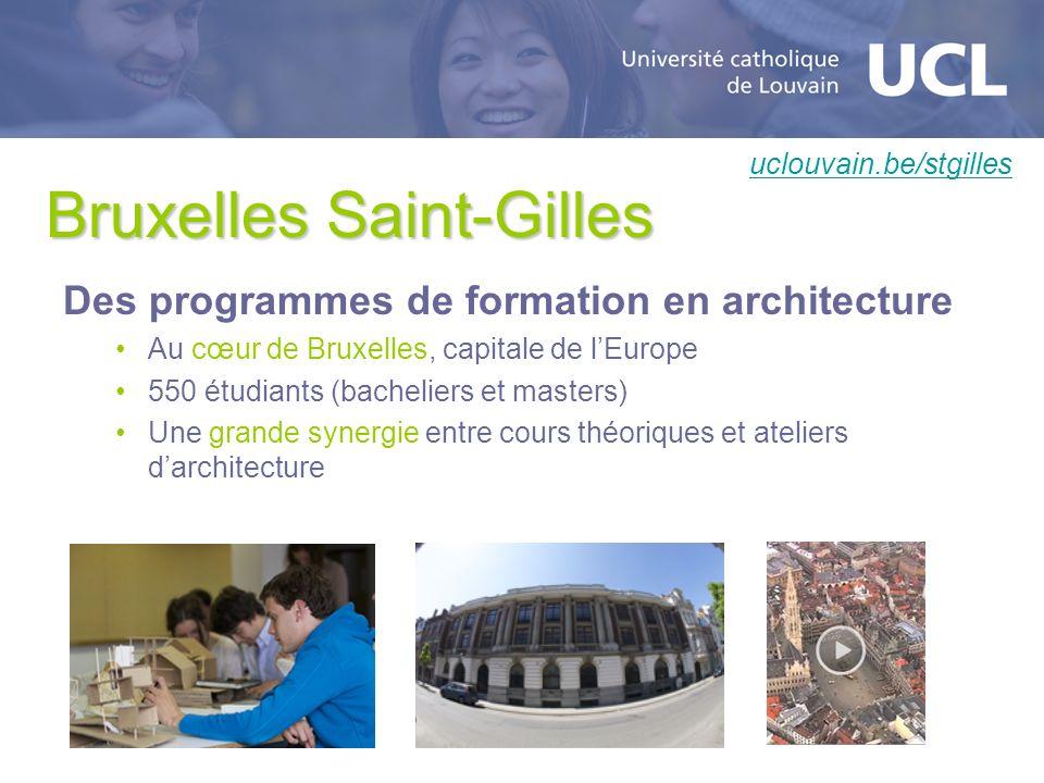 Bruxelles Saint-Gilles