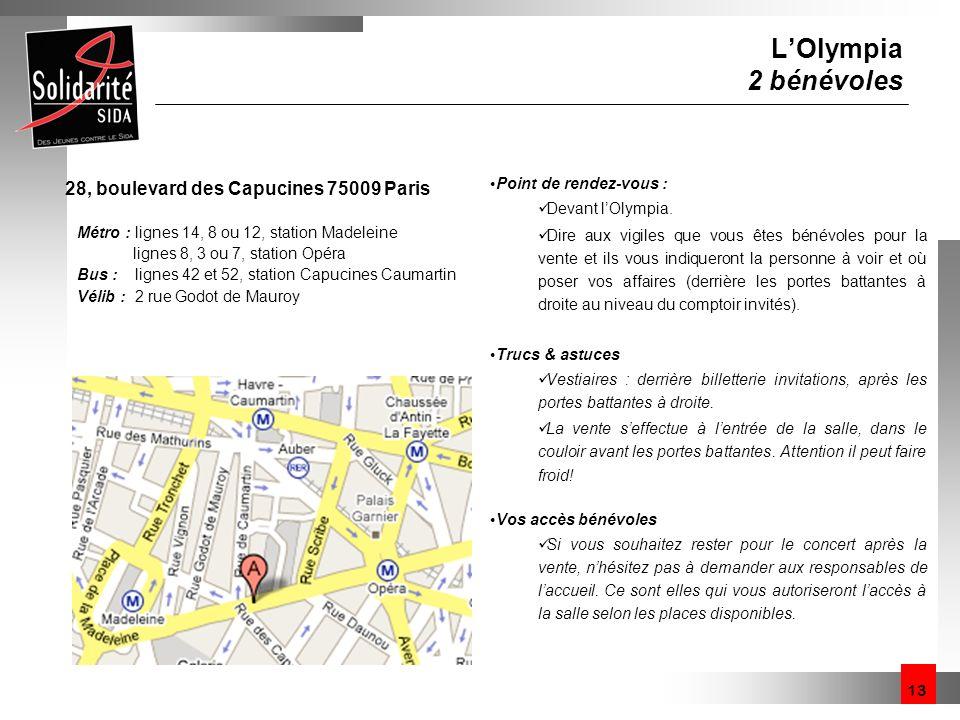 28, boulevard des Capucines 75009 Paris