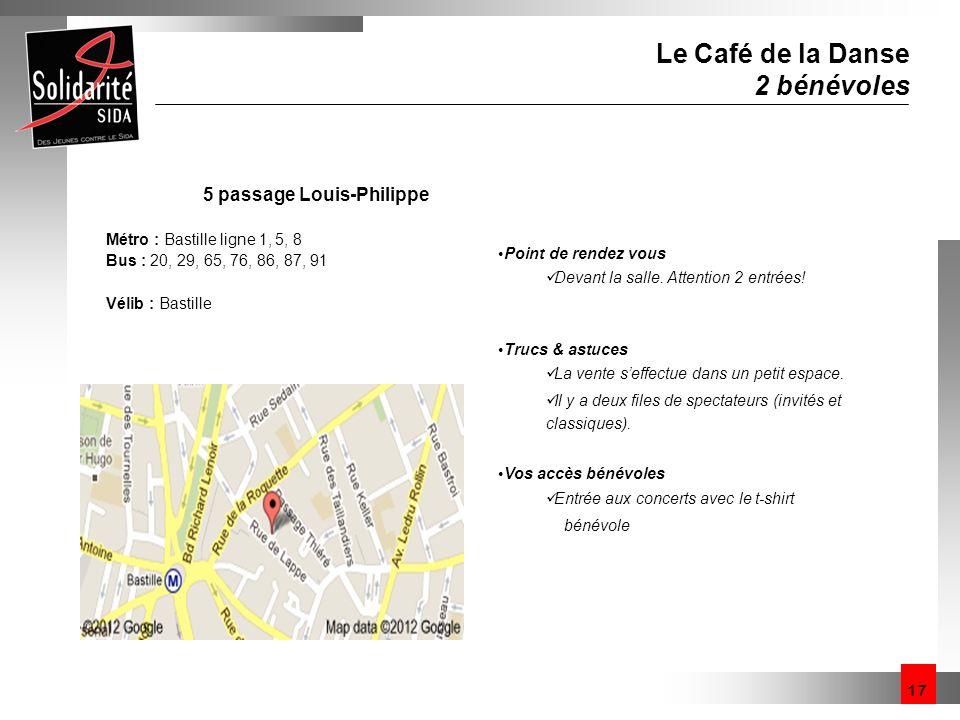 5 passage Louis-Philippe