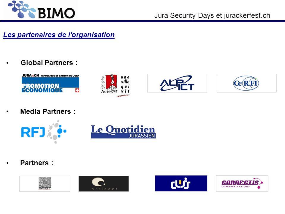 Les partenaires de l organisation