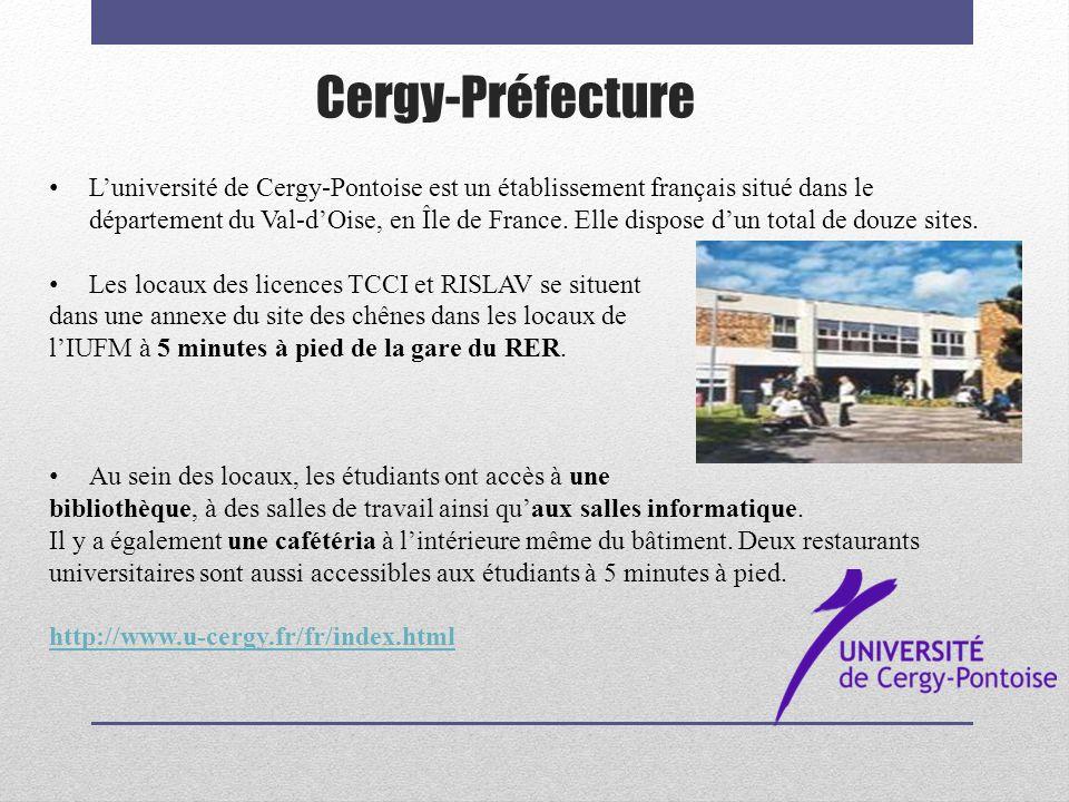 Cergy-Préfecture