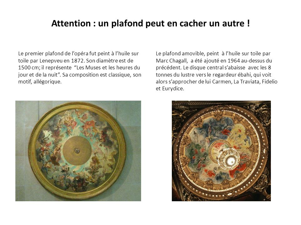 Attention : un plafond peut en cacher un autre !