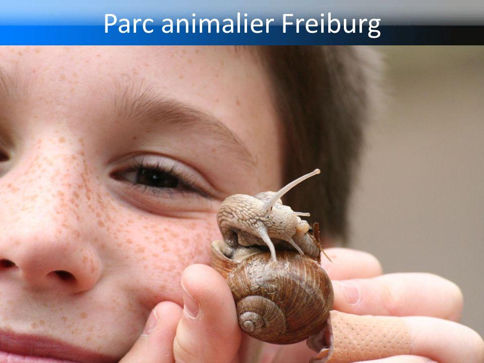 Parc animalier Freiburg
