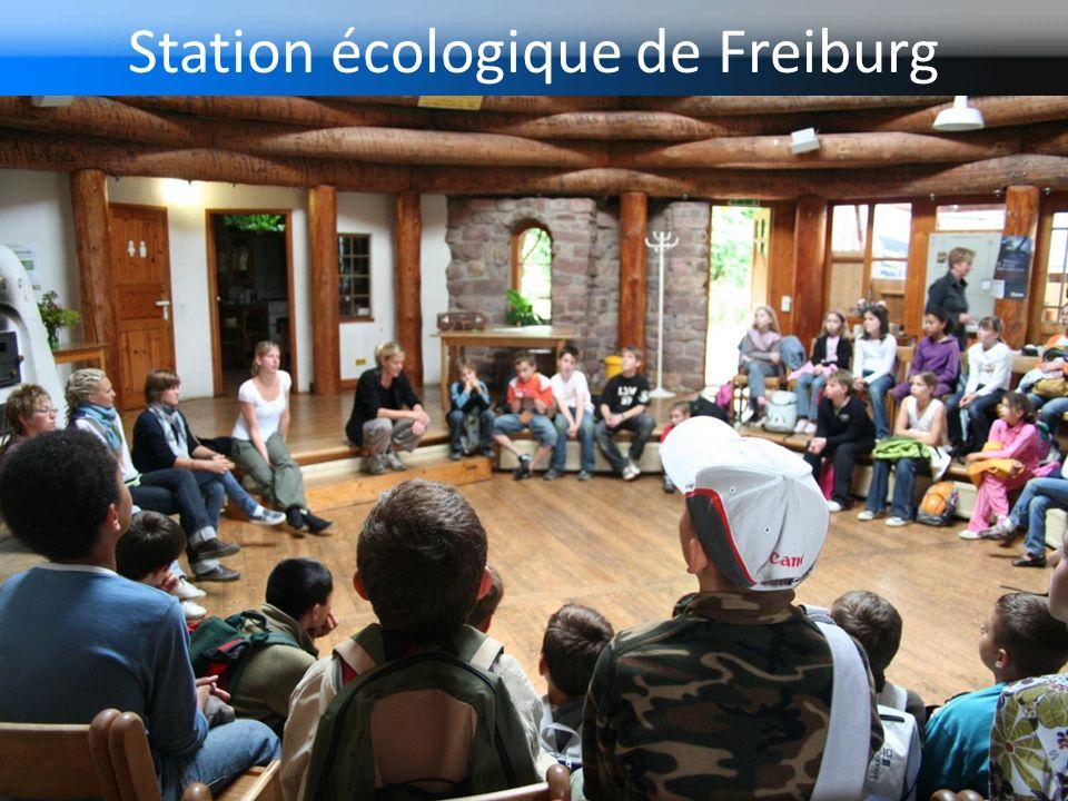 Station écologique de Freiburg