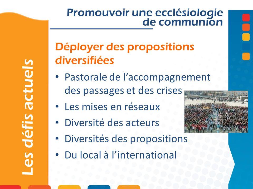 Déployer des propositions diversifiées