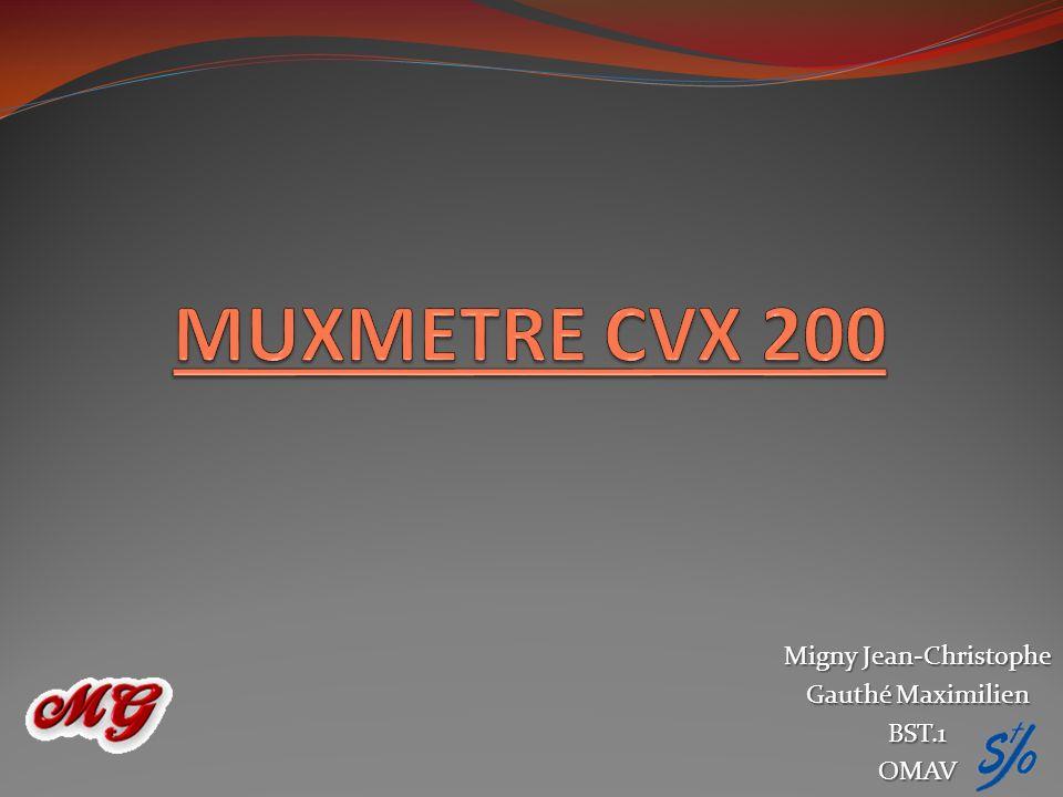 Migny Jean-Christophe Gauthé Maximilien BST.1 OMAV