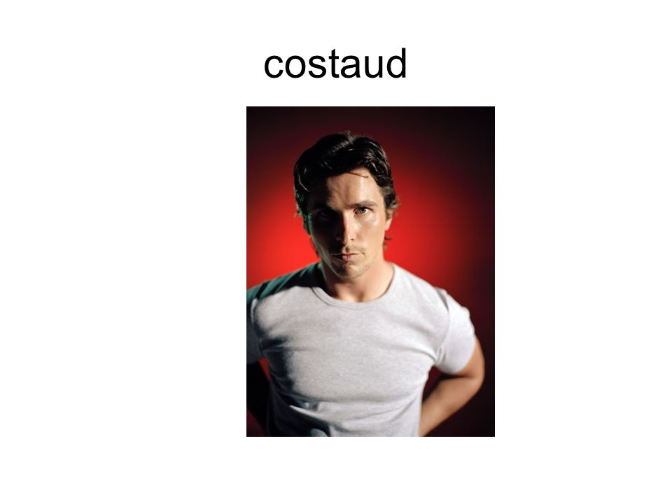 costaud