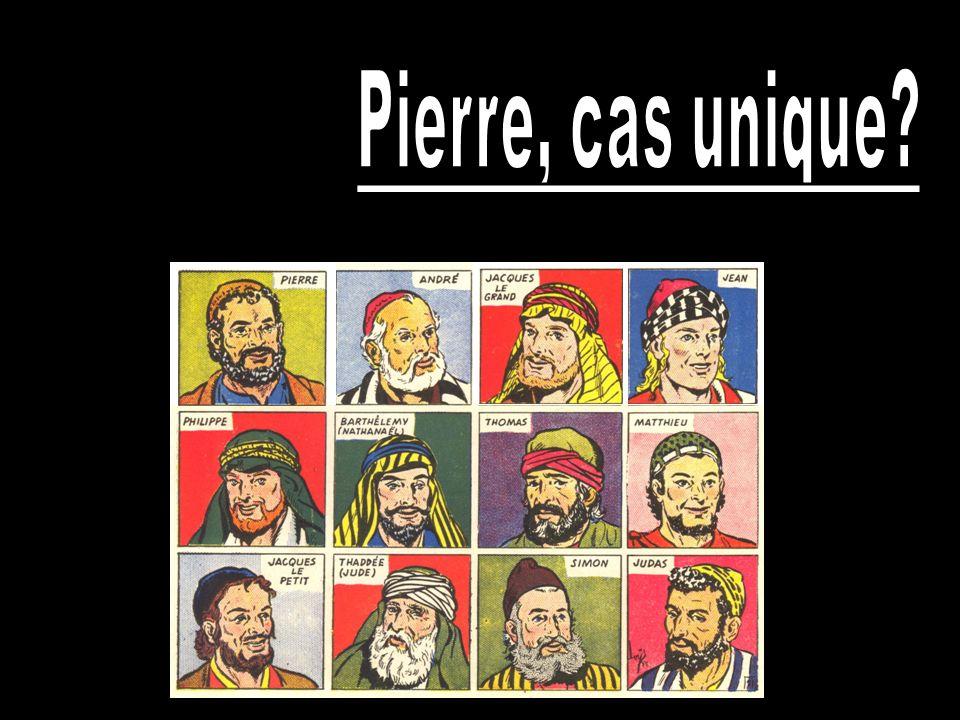 Pierre, cas unique