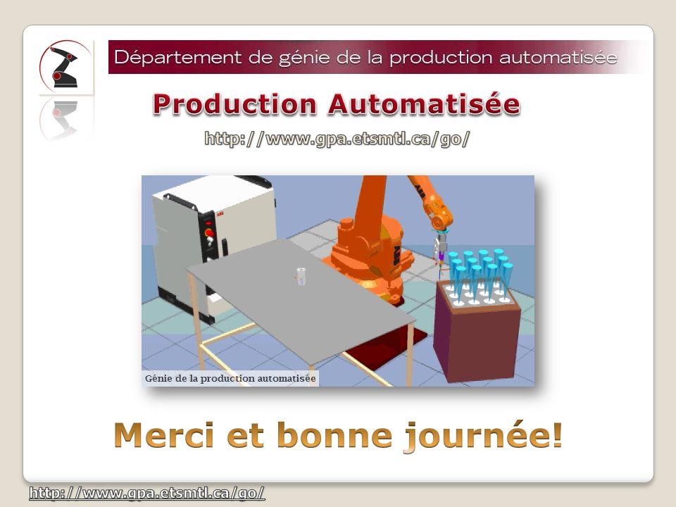 Production Automatisée