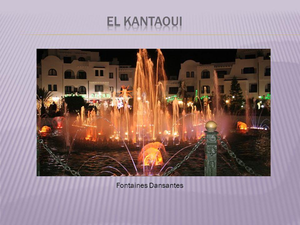 El Kantaoui Fontaines Dansantes