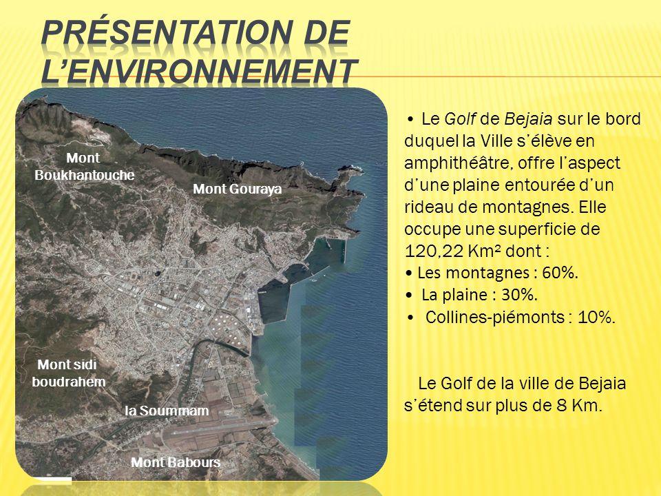 Présentation de l'environnement