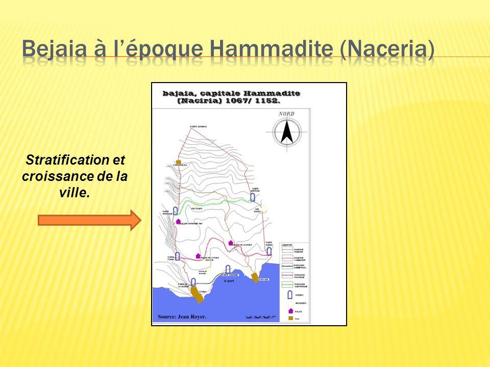 Bejaia à l'époque Hammadite (Naceria)