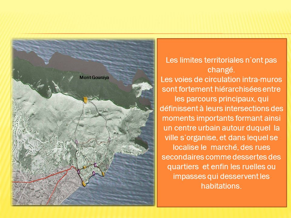 Les limites territoriales n'ont pas changé.