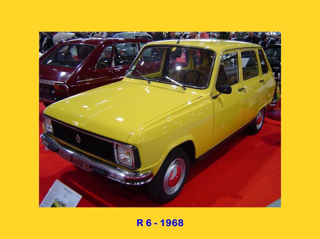 R 6 - 1968