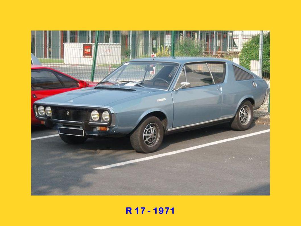 R 17 - 1971