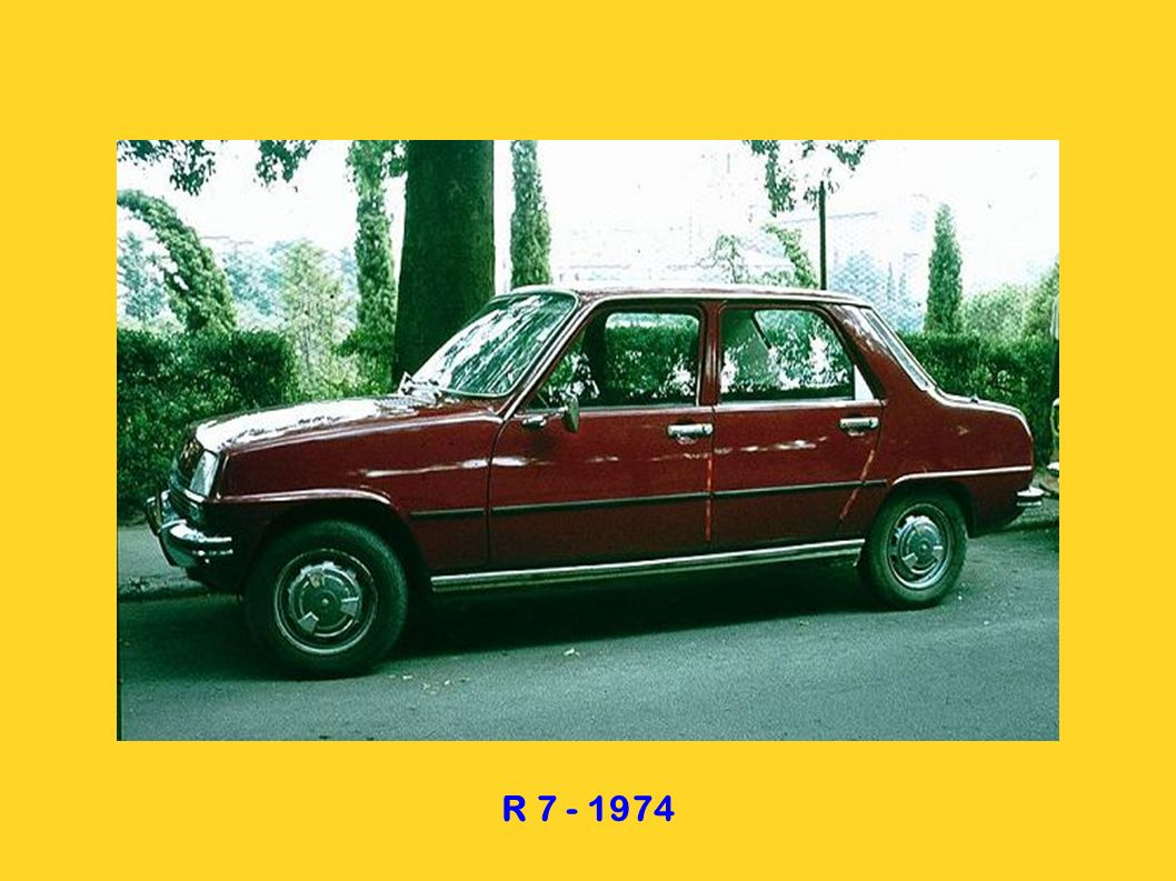 R 7 - 1974
