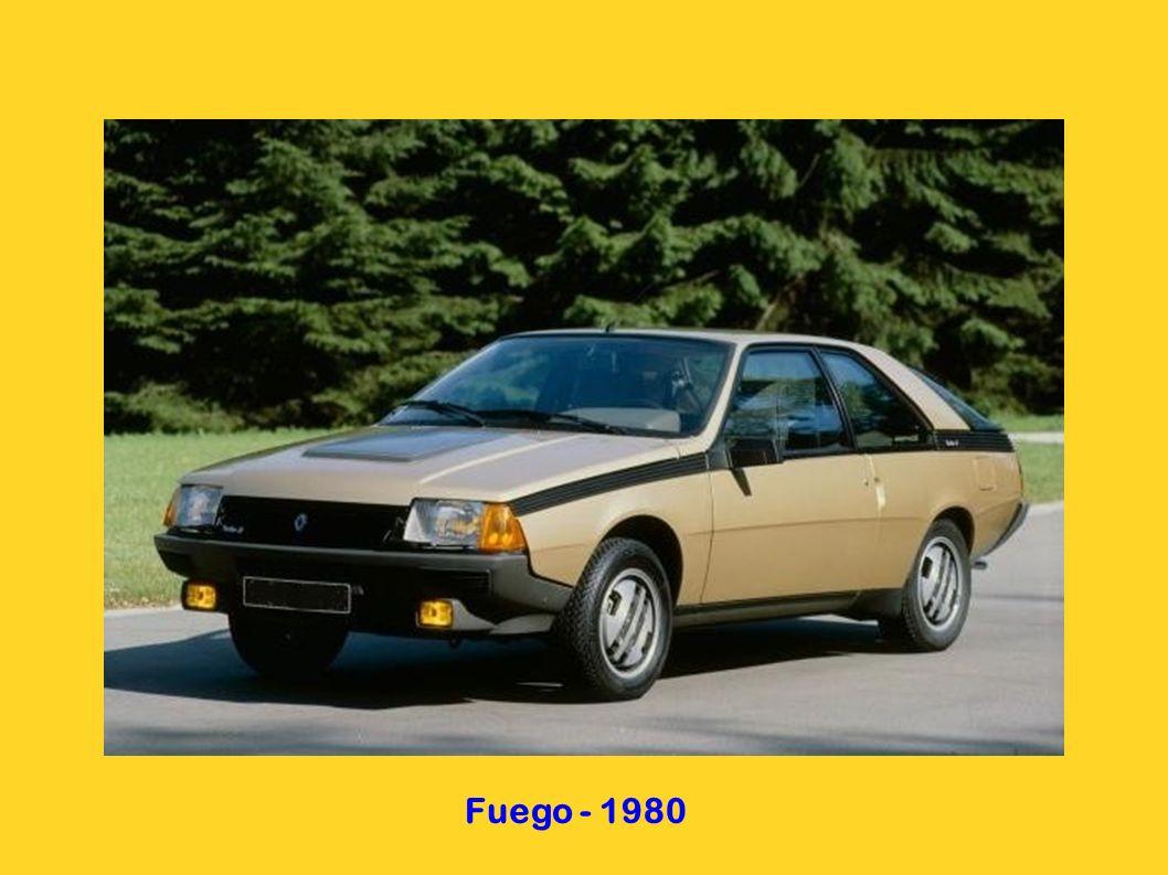 Fuego - 1980