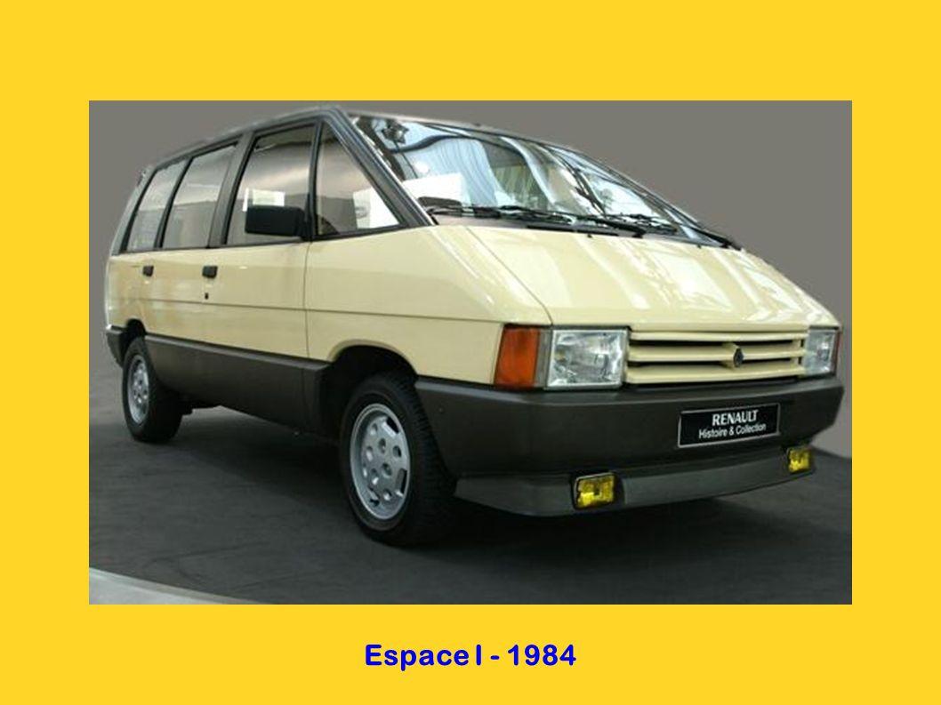 Espace I - 1984