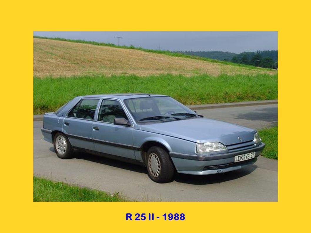 R 25 II - 1988