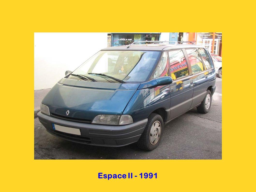Espace II - 1991