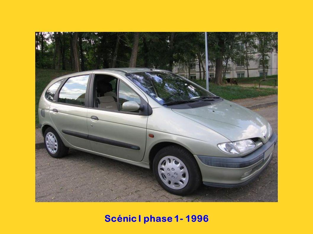 Scénic I phase 1- 1996