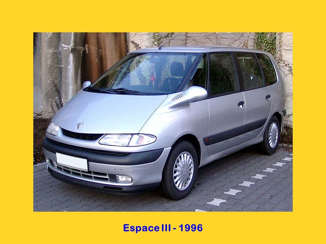 Espace III - 1996