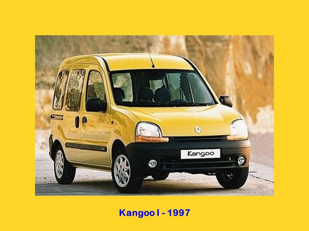 Kangoo I - 1997