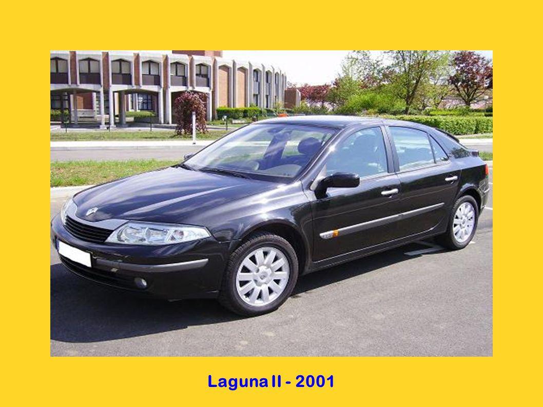 Laguna II - 2001