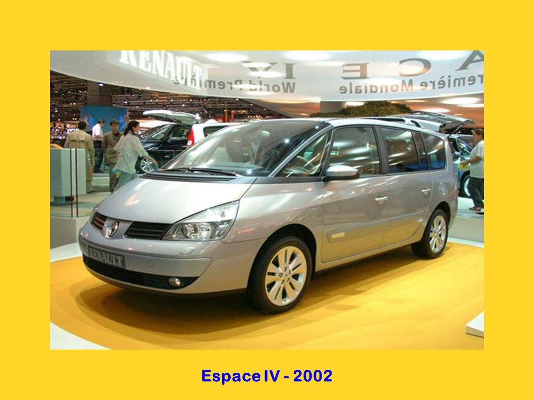 Espace IV - 2002