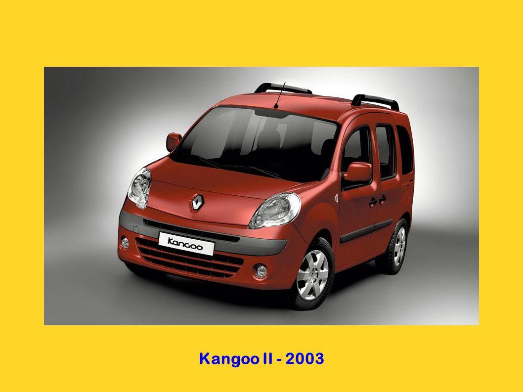 Kangoo II - 2003