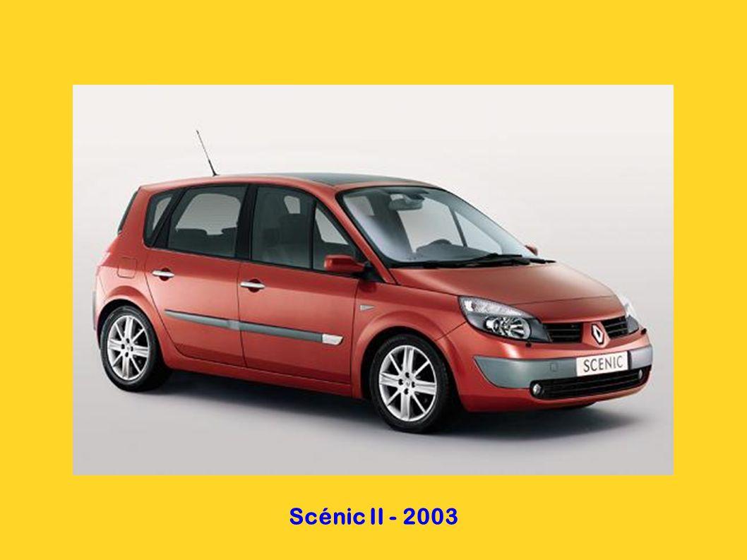Scénic II - 2003