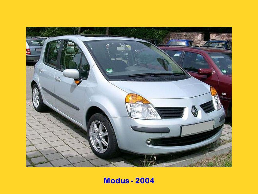 Modus - 2004