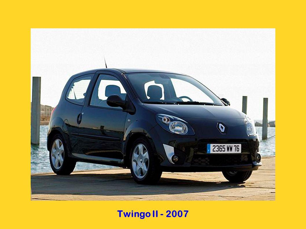Twingo II - 2007