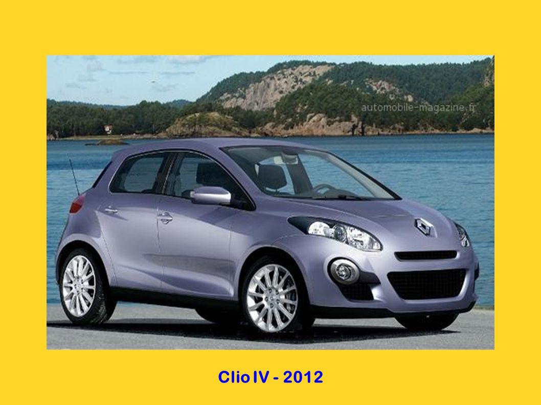 Clio IV - 2012