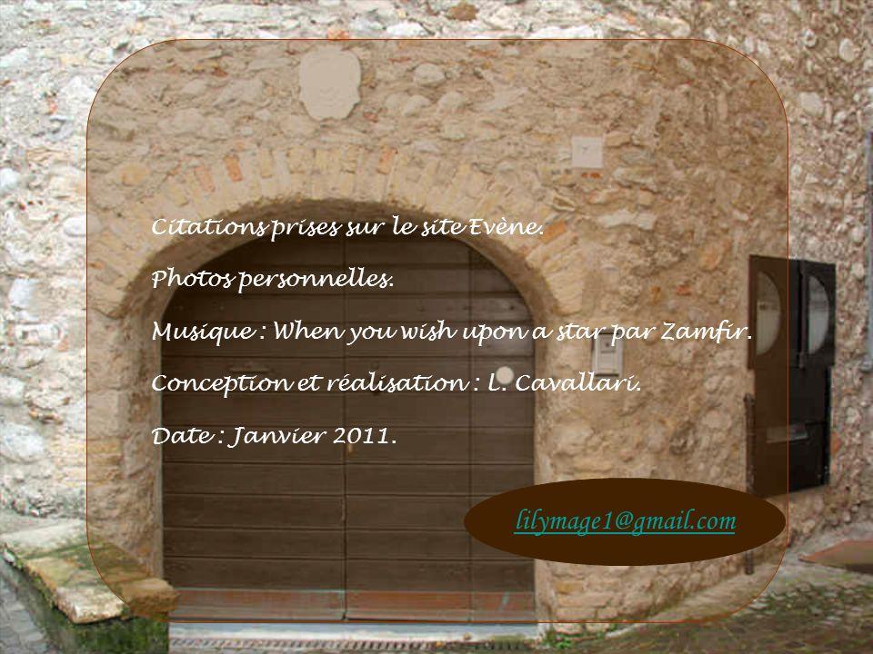 lilymage1@gmail.com Citations prises sur le site Evène.