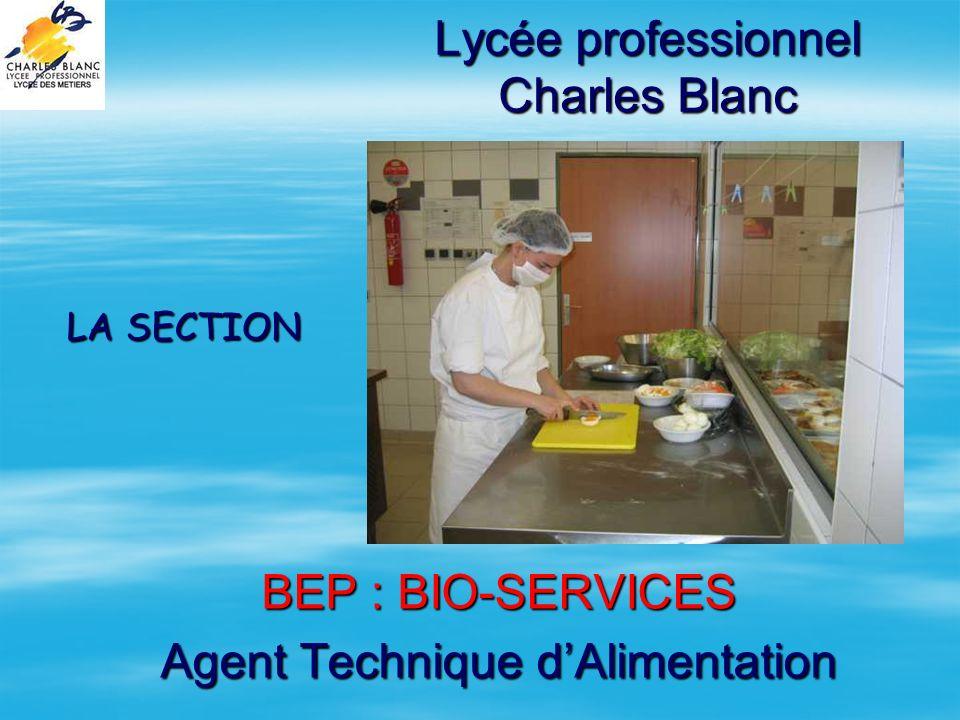Lycée professionnel Charles Blanc