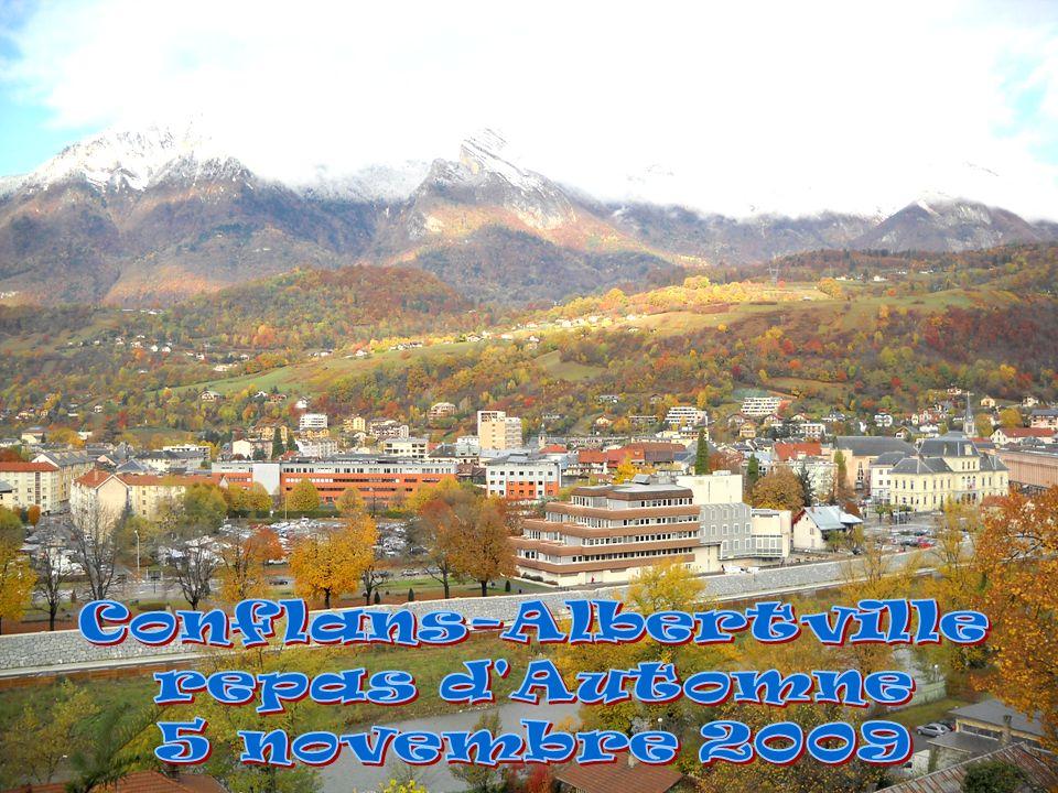 Conflans-Albertville