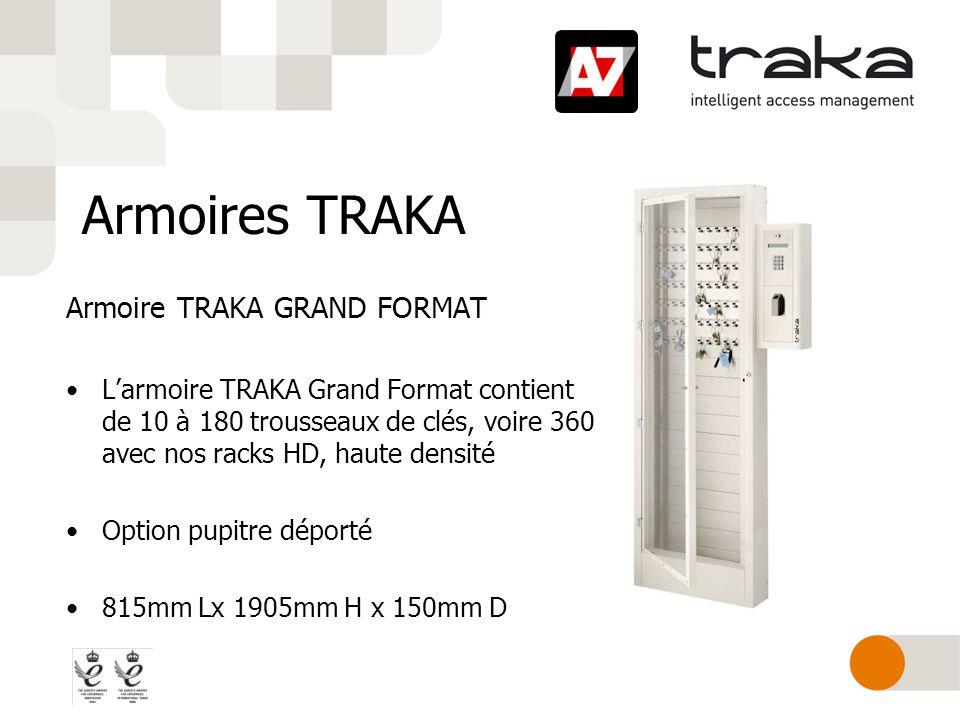 Armoires TRAKA Armoire TRAKA GRAND FORMAT
