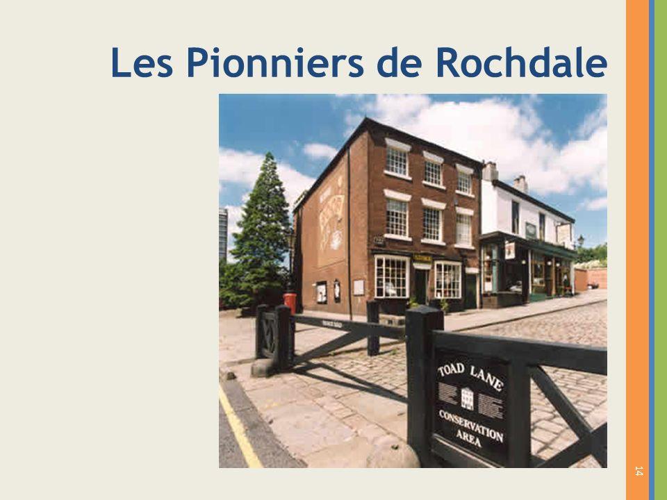 Les Pionniers de Rochdale