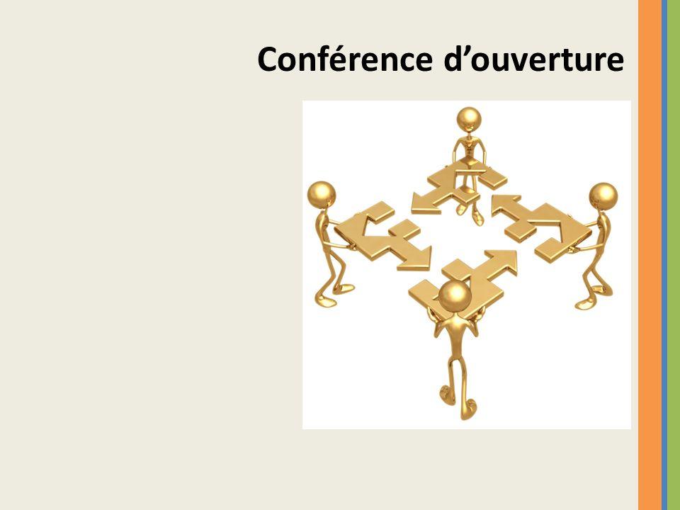 Conférence d'ouverture