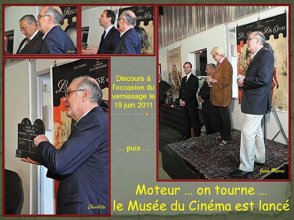Moteur … on tourne … le Musée du Cinéma est lancé