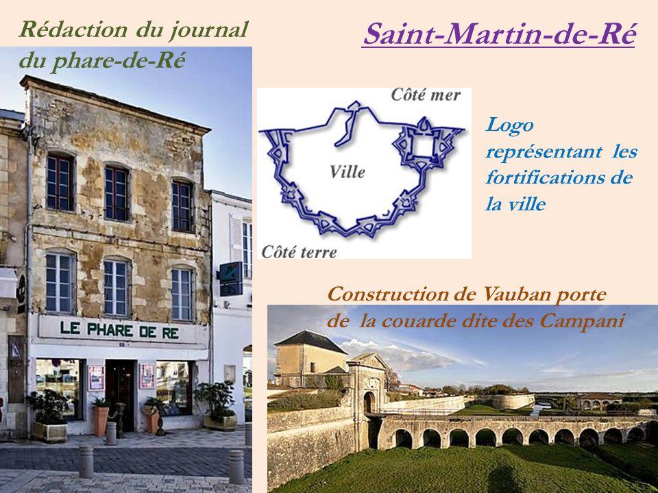 Saint-Martin-de-Ré Rédaction du journal du phare-de-Ré