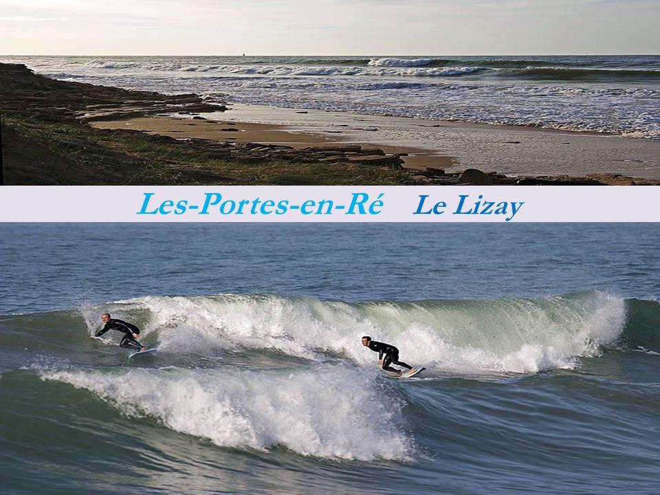 Les-Portes-en-Ré Le Lizay