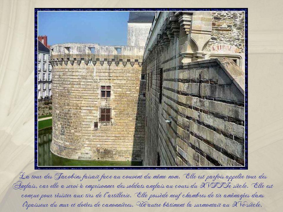La tour des Jacobins faisait face au couvent du même nom
