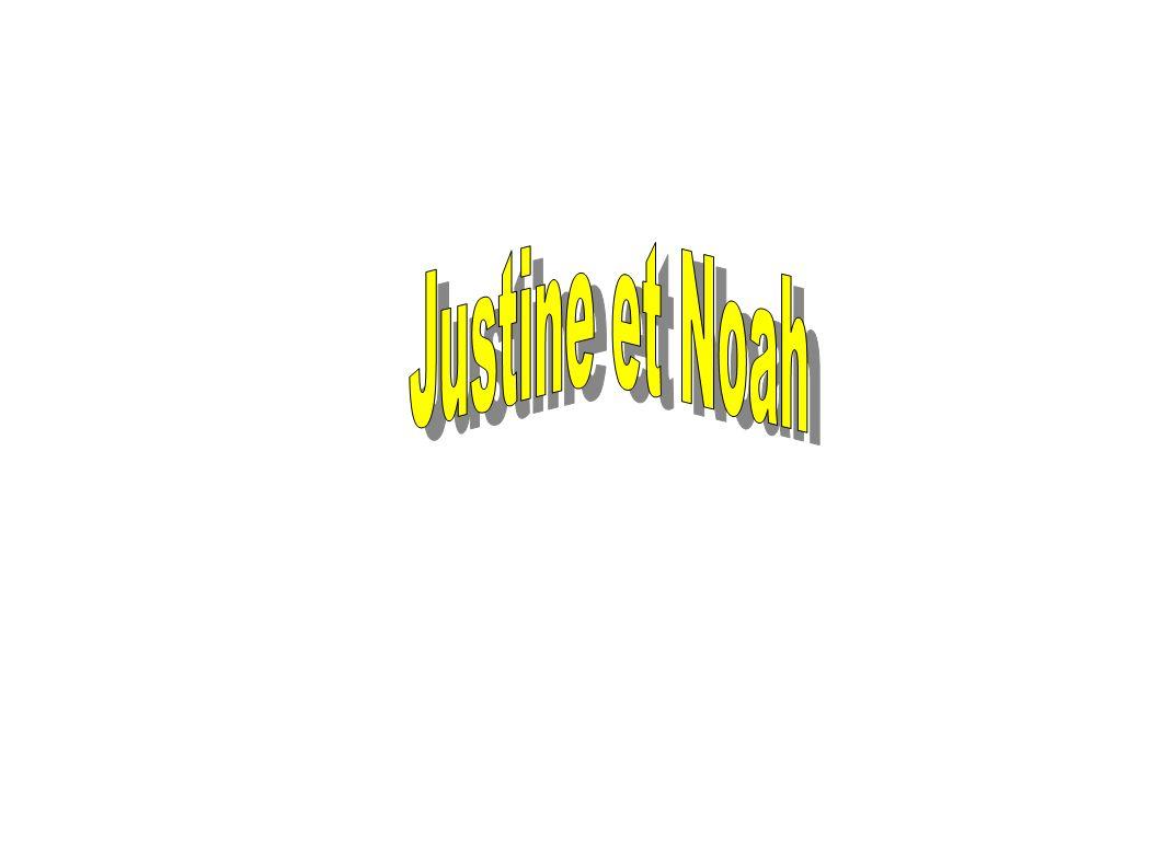 Justine et Noah