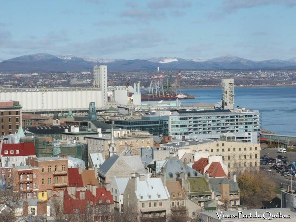 Vieux-Port de Québec