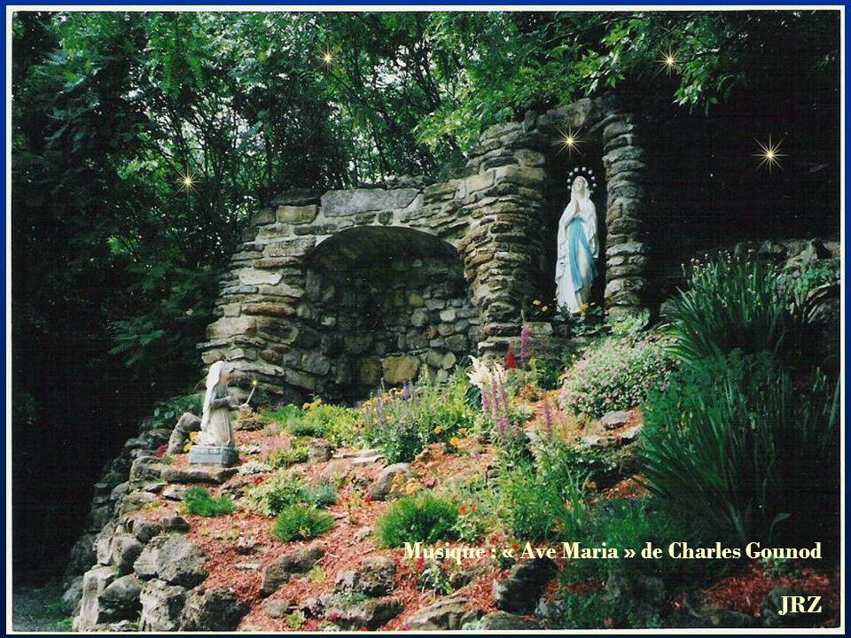 Musique : « Ave Maria » de Charles Gounod
