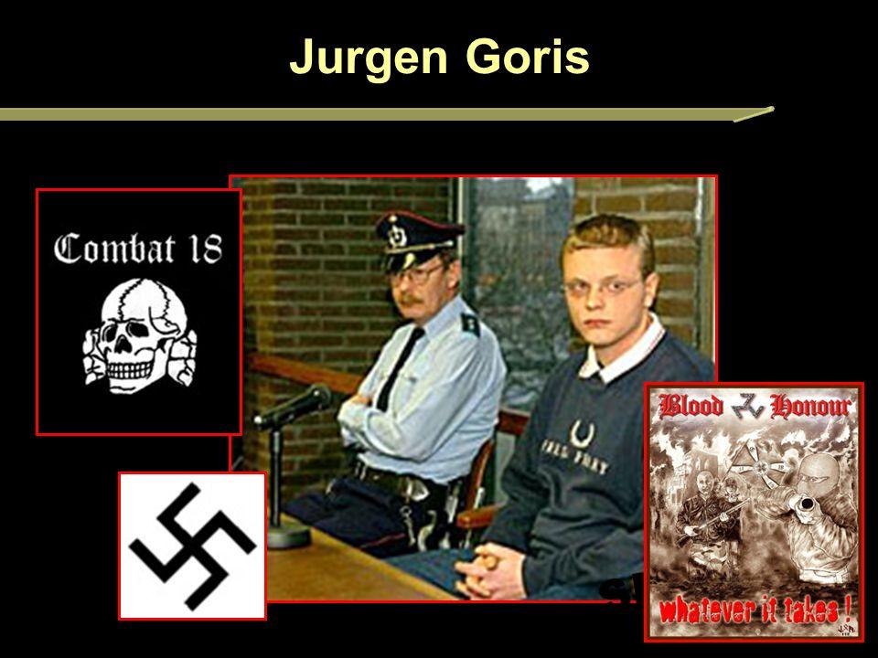 Jurgen Goris SKINHEAD