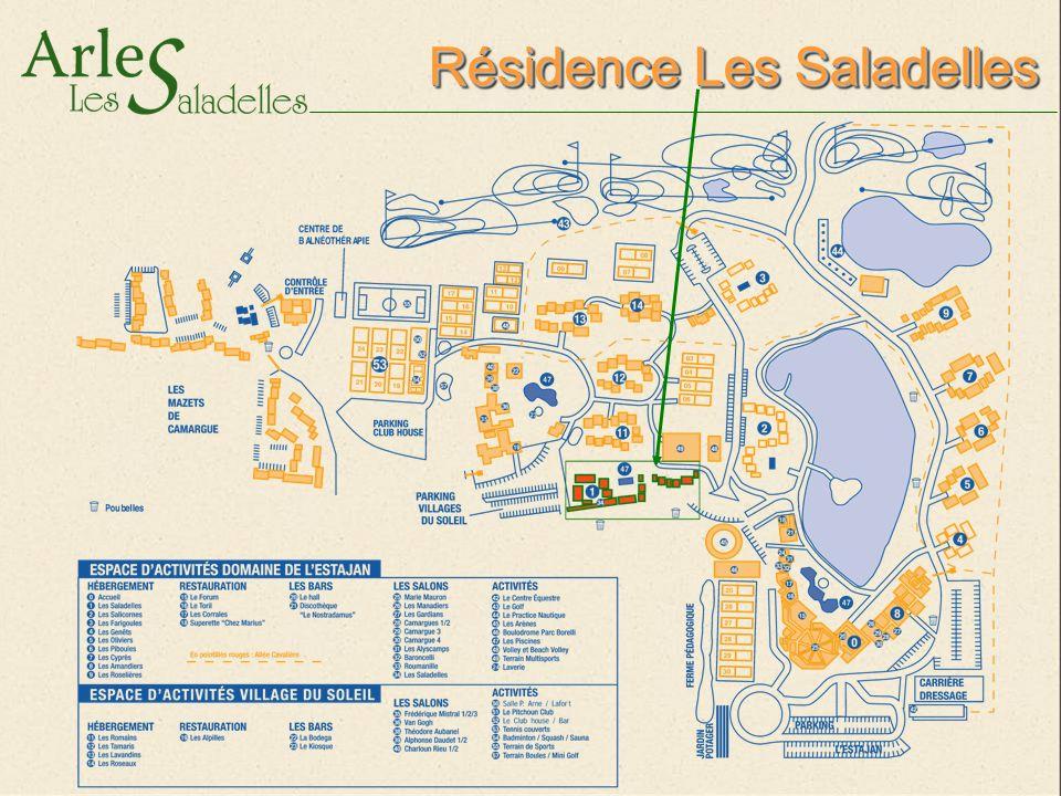 Résidence Les Saladelles