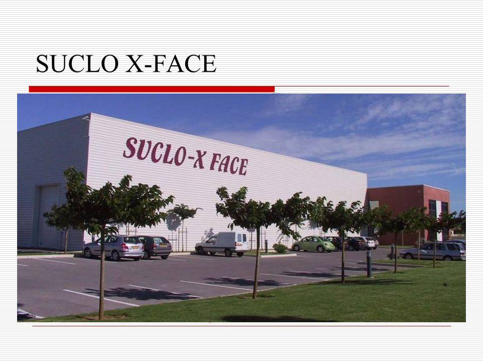 SUCLO X-FACE